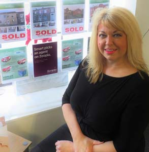 Andrea of Willow Estates Llanelli