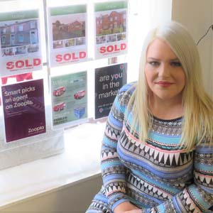 Kirsten of Willow Estates Llanelli